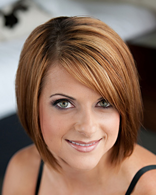 Personal Trainer Amanda Salazar of Edge Fitness
