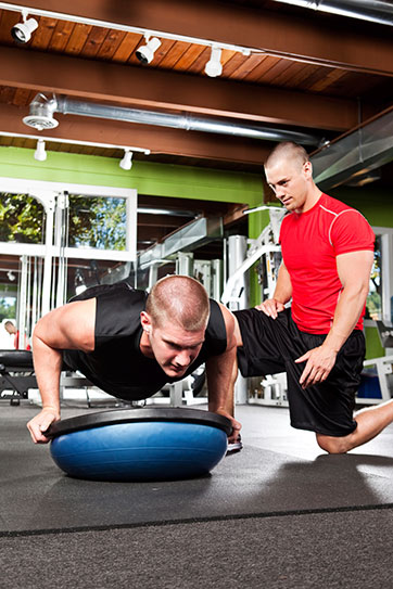 Personal Training by Edge Fitness